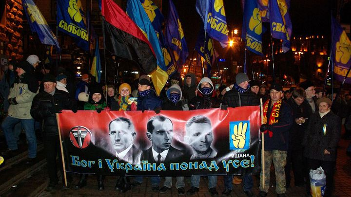 Наследники геноцида. Как на Украине возрождали идеи Бандеры